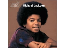 CD Michael Jackson - The Definitive Collection — Pop-Rock