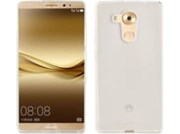 Capa Huawei Mate 8 MUVIT Crystal Soft Transparente — Compatibilidade: Huawei Mate 8