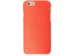 Capa TUCANO Tela iPhone 6 Plus, 6s Plus Laranja — Compatibilidade: iPhone 6 Plus, 6s Plus