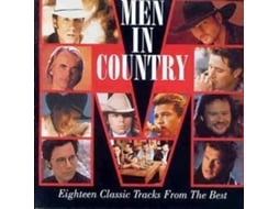 CD Men In Country - Eighteen Classic Tracks from the best