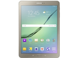 Tablet SAMSUNG Galaxy Tab S2 (9.7'' - 32 GB - RAM: 3 GB - Dourado) — Full HD