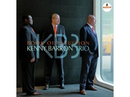 CD Kenny Barron Trio - Book Of Intuition — Jazz