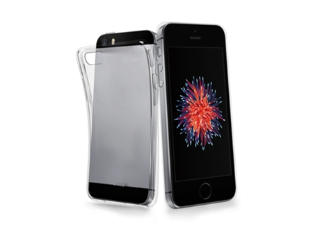 Capa Aero iPhone 5 / SE Transparente SBS — Capa / iPhone 5 / SE