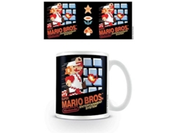 Caneca SUPER MARIO Nes Cover 320 ML — Super Mario