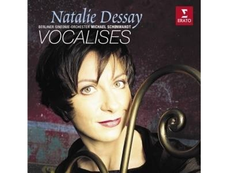 CD Natalie Dessay - Vocalises — Pop-Rock