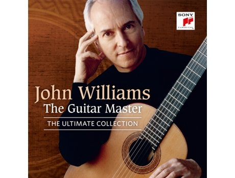 CD John Williams - The Guitar Master — Clássica