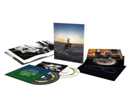 CD+DVD Pink Floyd - Endless River — Pop-Rock