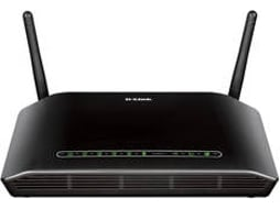 Modem Router D-LINK WIRELESS ADSL N300 DSL-2750B — Single Band | 300 Mbps