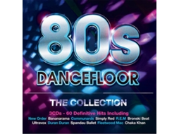 CD The Collection - 80¿Dance Floor — Pop-Rock