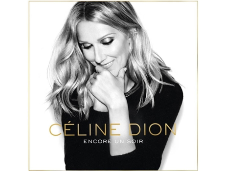CD Céline Dion - Encore Un Soir — Pop-Rock