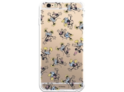 Capa iPhone 6 Plus, 6s Plus LA CASA DE LAS CARCASAS DISNEY Minnie Cinza