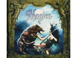 CD Magica  - Wolves & Witches