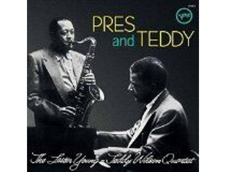 Vinil I.Young/T.Wilson: Pres And Teddy — Jazz