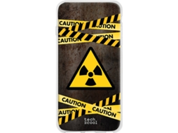 Capa Sony Xperia 5 TECHCOOL Caution Multicor