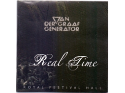CD Van Der Graaf Generator - Real Time - Royal Festival Hall