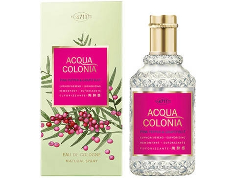 Perfume 4711 Acqua Colonia Pink Pepper & Grapefruit E De Cologne (170 ml)