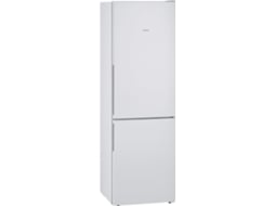 Frigorífico Combinado SIEMENS iSensoric KG36VVW32S (Low Frost - 186 cm - 307 L - Branco) — Low Frost | Refr. 213 L Cong. 94 L