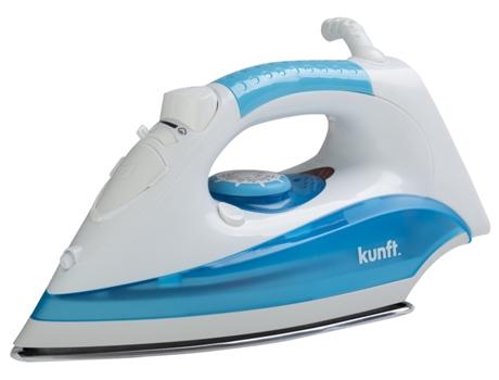 Ferro a Vapor KUNFT Ksi-2537 (Jato vapor: 15 g/min - Base: Alumínio) | [5763880 ]
