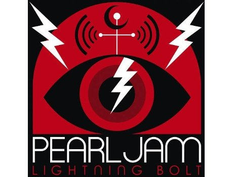CD Pearl Jam - Lightning Bolt — Pop-Rock