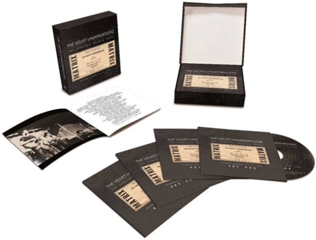 UNIVERSAL-MUSIC - CD The Velvet Underground - Matrix Tapes