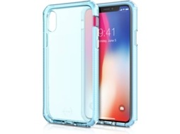 Capa ITSKINS Supreme iPhone X Azul — Compatibilidade: iPhone X