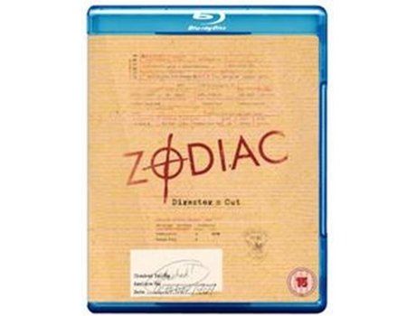 Blu-Ray Zodiac (Versão do Realizador) — De: David Fincher | Com: Jake Gyllenhaal,Robert Downey Jr.,Mark Ruffalo,Chloë Sevigny,Anthony Edwards