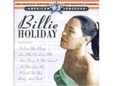 CD Billie Holiday - American Song Book — Jazz
