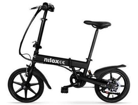 NILOX - Bicicleta Elétrica NILOX E-Bike X2 (Velocidade máx: 25 km/h  Recondicionado Grade B - Autonomia: 25 km)