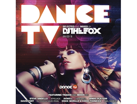CD Vários-Dance Tv - Mixed By Dj Fox — House / Electrónica