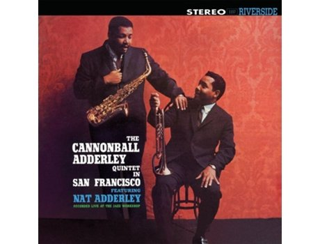 Vinil Cannonball Adderley: In San Francisco — Jazz