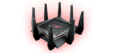 Router Asus ROG Rapture GT-AC5300 Tri-Band 4K Gaming VR + Oferta