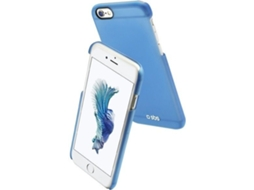 Capa SBS Color Feel iPhone 6S/6 Plus Azul — Compatibilidade: iPhone 6S/6 Plus