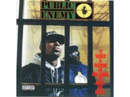 Vinil Public Enemy - It Takes A Nation Of Millions to Hold Us Back — Pop-Rock