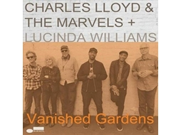 CD Charles Lloyd & The Marvels/Lucinda Williams - Vanished Gardens — Jazz