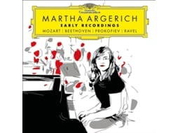 CD Martha Argerich - Early Recordings — Clássica