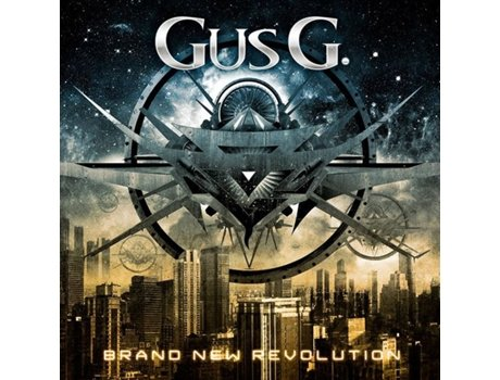 Vinil Gus G. - Brand New Revolution