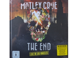 CD Mötley Crüe - The End - Live In Los Angeles