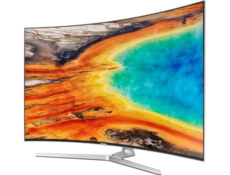 TV LED Curvo Ultra HD 49'' SAMSUNG UE49MU9005 — Ultra HD / 100 Hz