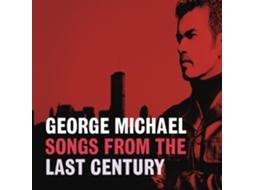 CD George Michael - Songs from the Last Century — Pop-Rock