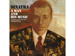 Vinil Frank Sinatra:A Man And His Music — Jazz