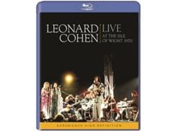 Blu-Ray Leonard Cohen - Liive at the Isle of Wight 1970 — Folk