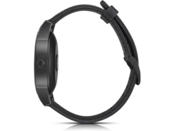 Smartwatch ALCATEL TCL Full Black — Android e iOS / 350 mAh / Bluetooth 4.0 e Wi-fi