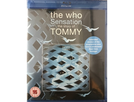 Blu-ray The Who - Sensation - The Story Of Tommy