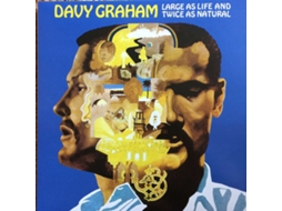 Vinil Davy Graham - Large As Life And Twice As Natural