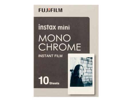 CARGA INSTAX FUJIFILM MINI MONOCHROME 10   [5994606 ]