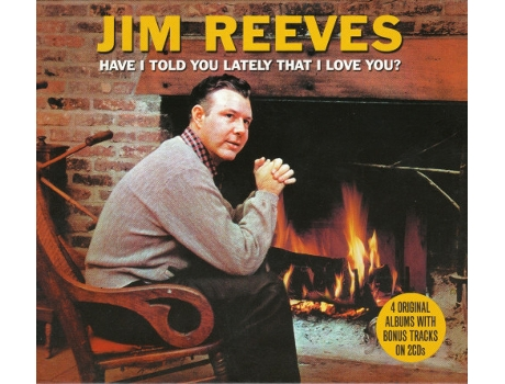 CD Jim Reeves - Have I Told You Lately That i Love You?