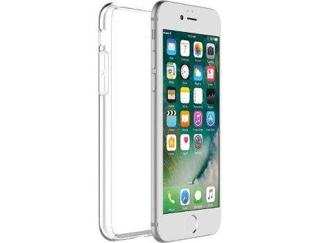 Capa OTTERBOX Clearly Protected iPhone 7, 8 Transparente — Compatibilidade: iPhone 7, 8