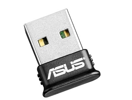 Adaptador USB Bluetooth ASUS USB-BT400 — Bluetooth / 3 Mbps
