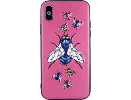 Capa BENJAMINS Fly iPhone 6 Plus, 7 Plus, 8 Plus Rosa — Compatibilidade: iPhone 6 Plus, 7 Plus, 8 Plus