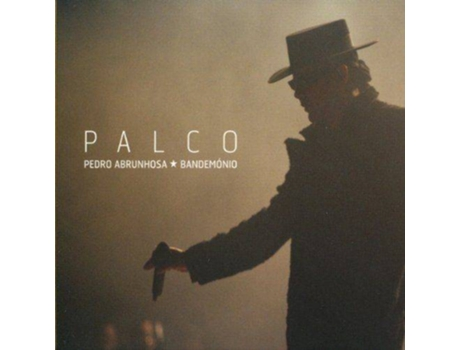 CD Pedro Abrunhosa - Palco — Pop-Rock